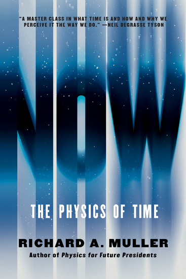 Now: The Physics of Time - cover
