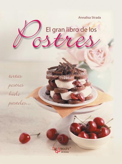 El gran libro de los postres - cover