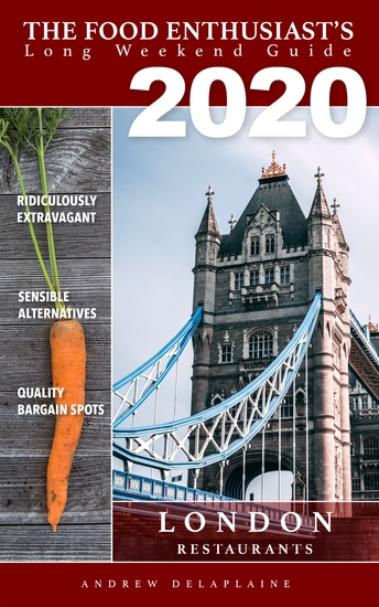 London - 2020 - cover