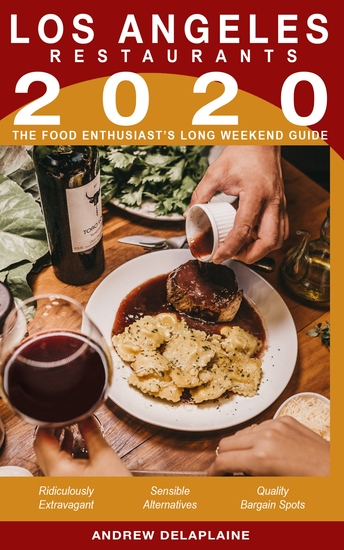2020 Los Angeles Restaurants - cover