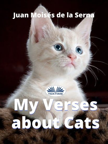 My Verses About Cats - cover