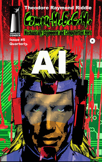 Compu-MECH Quarterly - AI! - cover