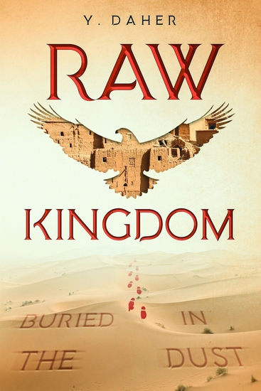 Raw Kingdom - Buried in the Dust - cover