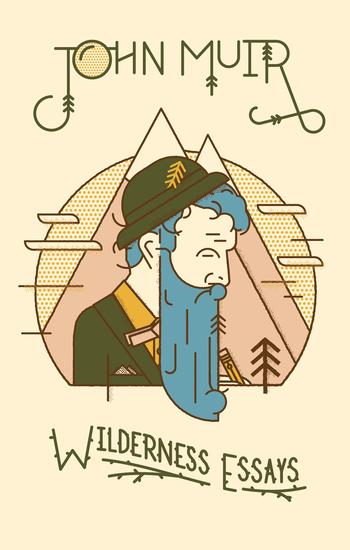 Wilderness Essays - cover