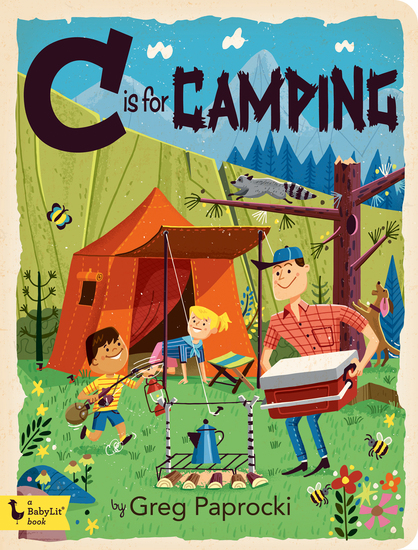 C Is for Camping - cover