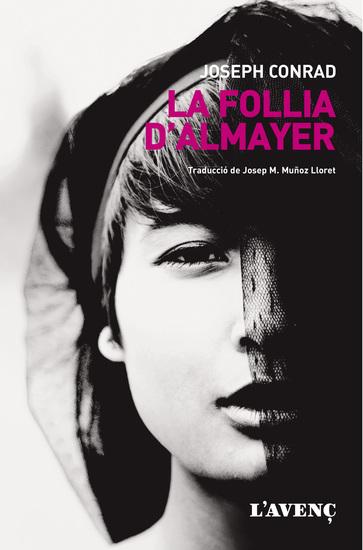 La follia d'Almayer - cover