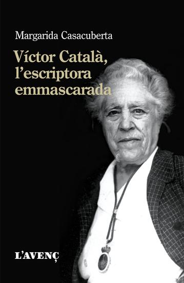 Víctor Català l'escriptora emmascarada - cover