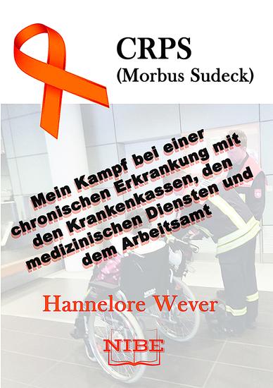 CRPS (Morbus Sudeck) - cover