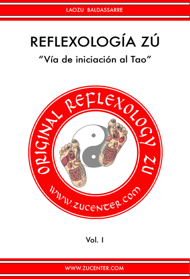 Reflexología Zú - Vía de iniciación al Tao - cover