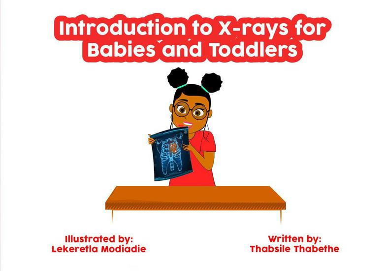 Introduction to X-rays for Babies and Toddlers - Maths and Science for Toddlers #5 - cover