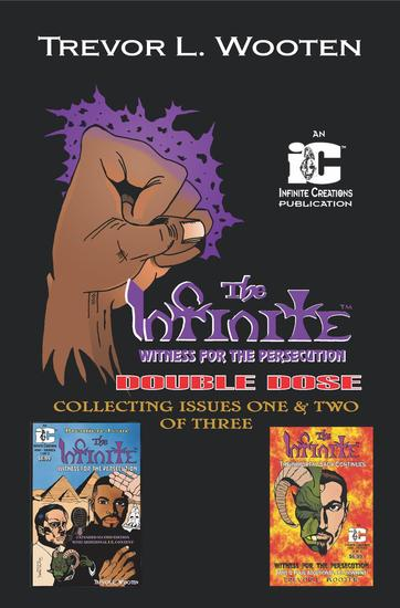 The Infinite: Witness For The Persecution Double Dose - Witness For The Persecution #1 - cover