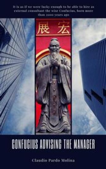 Confucius Advising The Manager - Part I - cover