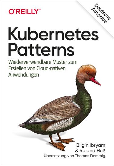 Kubernetes Patterns - Wiederverwendbare Muster zum Erstellen von Cloud-nativen Anwendungen - cover