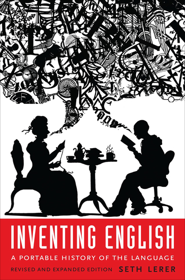 Inventing English - A Portable History of the Language - cover