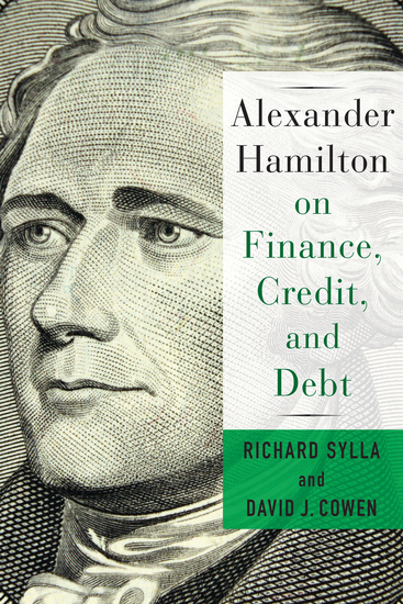 Alexander Hamilton on Finance Credit and Debt - cover