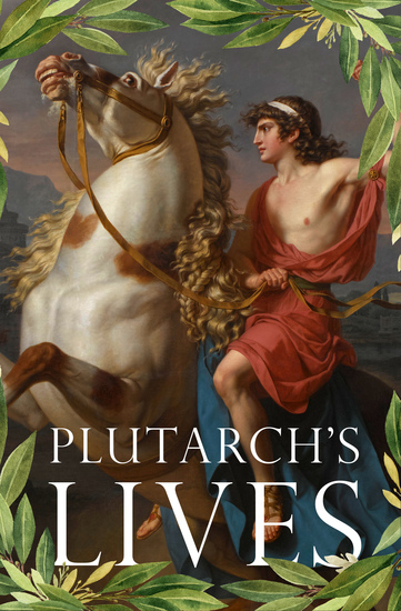 Plutarch's Lives - cover