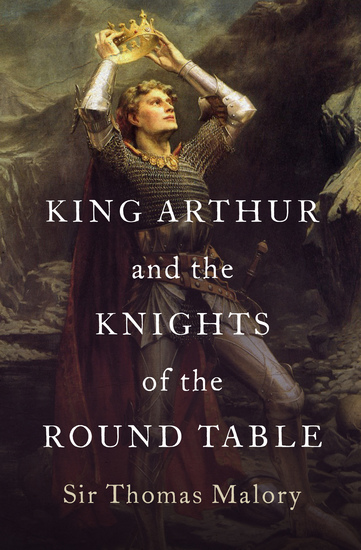 King Arthur and the Knights of the Round Table - cover