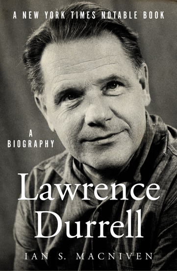 Lawrence Durrell - A Biography - cover