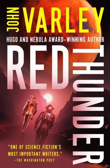Red Thunder - cover