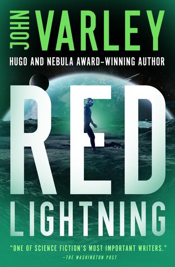 Red Lightning - cover