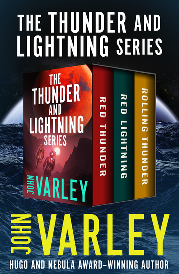 The Thunder and Lightning Series - cover