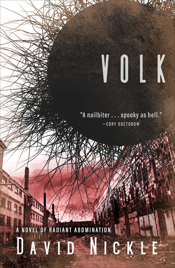 Volk - A Novel of Radiant Abomination - cover