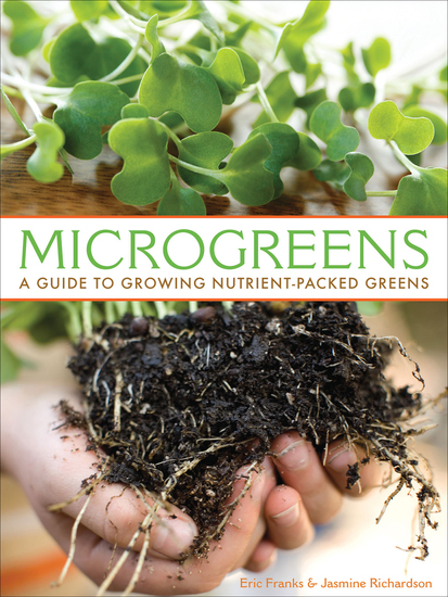 Microgreens - A Guide to Growing Nutrient-Packed Greens - cover
