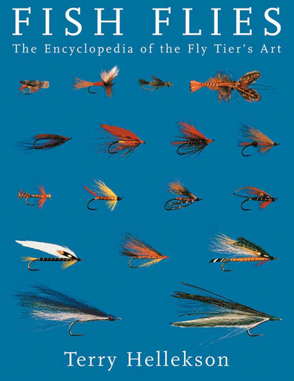 Fish Flies - The Encyclopedia of the Fly Tier's Art - cover