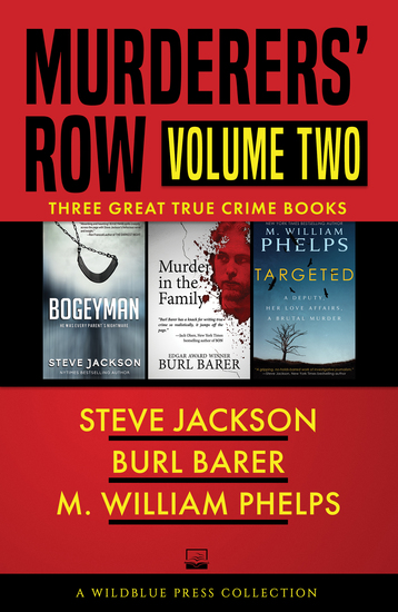 Murderers' Row: Volume Two - Three Great True Crime Books - cover