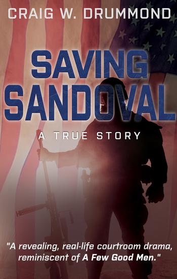 Saving Sandoval - cover