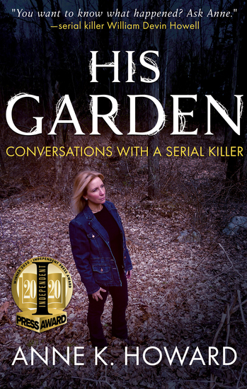 His Garden - Conversations with a Serial Killer - cover