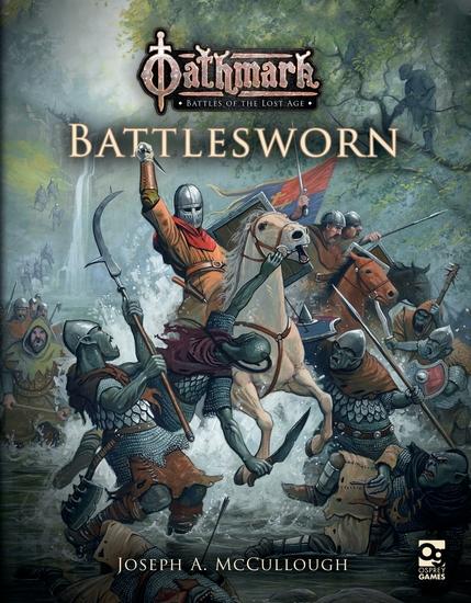 Oathmark: Battlesworn - cover