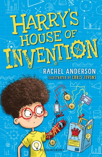 Harry's House of Invention: A Bloomsbury Reader - cover