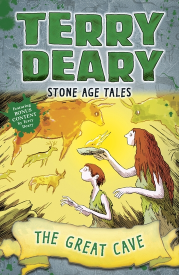 Stone Age Tales: The Great Cave - cover