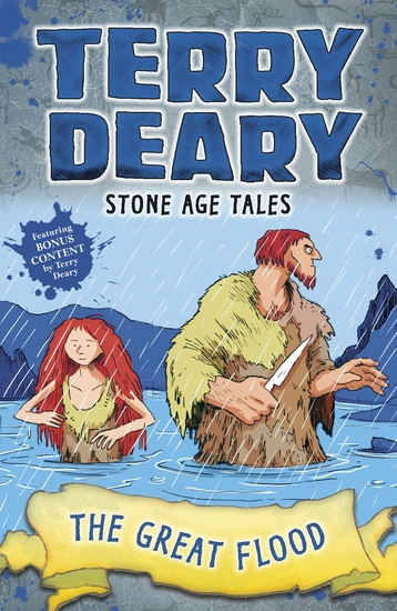Stone Age Tales: The Great Flood - cover