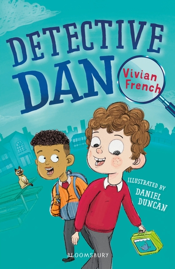 Detective Dan: A Bloomsbury Reader - cover