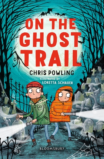 On the Ghost Trail: A Bloomsbury Reader - cover