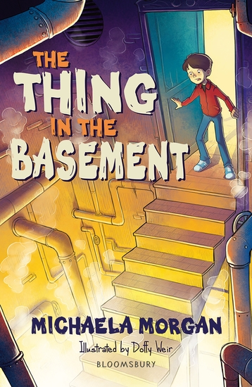 The Thing in the Basement: A Bloomsbury Reader - cover