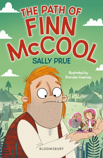 The Path of Finn McCool: A Bloomsbury Reader - cover