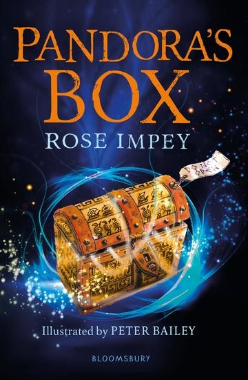 Pandora's Box: A Bloomsbury Reader - cover