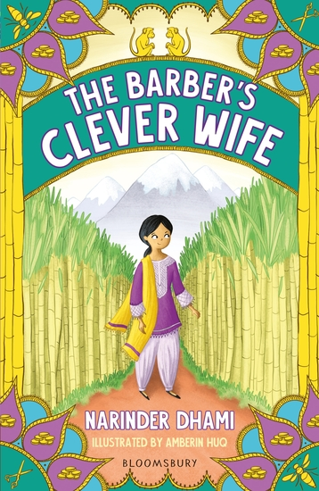 The Barber's Clever Wife: A Bloomsbury Reader - cover