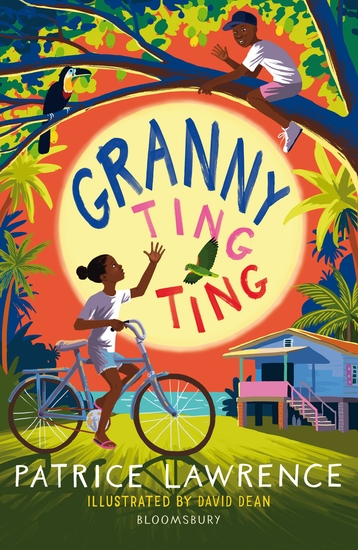Granny Ting Ting: A Bloomsbury Reader - cover