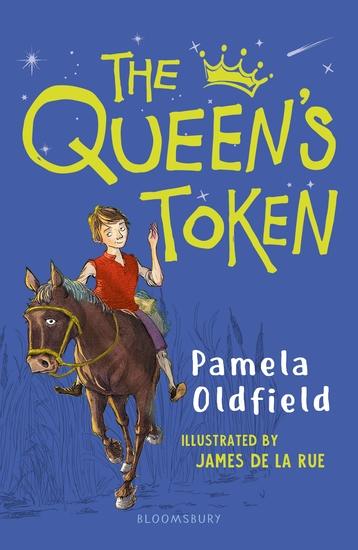 The Queen's Token: A Bloomsbury Reader - cover