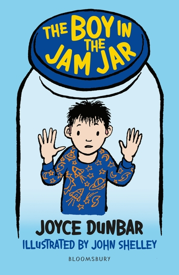 The Boy in the Jam Jar: A Bloomsbury Reader - cover