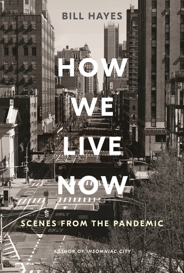 How We Live Now - Scenes from the Pandemic - cover