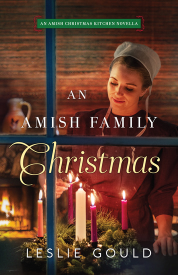 An Amish Family Christmas - An Amish Christmas Kitchen Novella - cover