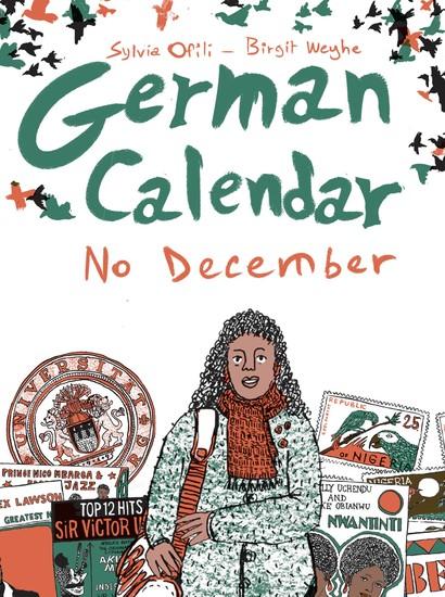 German Calendar No December - cover