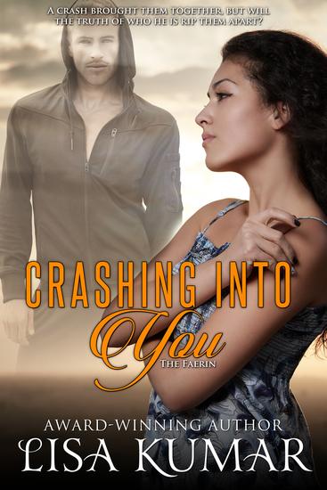 Crashing into You - cover