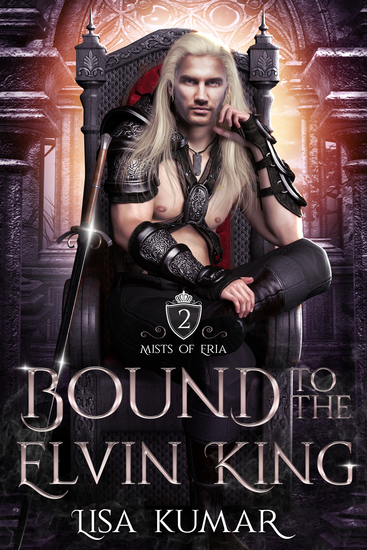 Bound to the Elvin King - cover