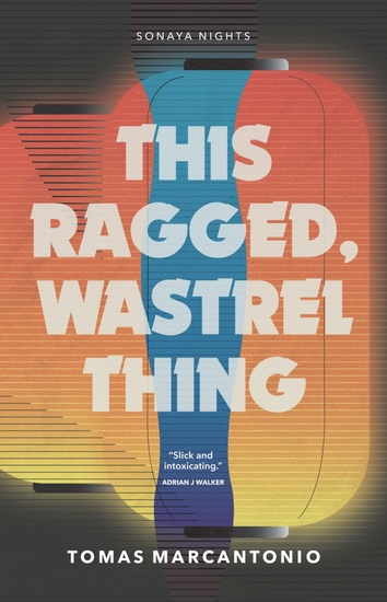 This Ragged Wastrel Thing - cover